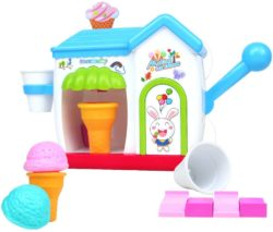 Juguete de baño Maquina de helados bebe