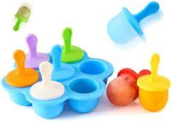 Albefy Molde para Helados niños colores
